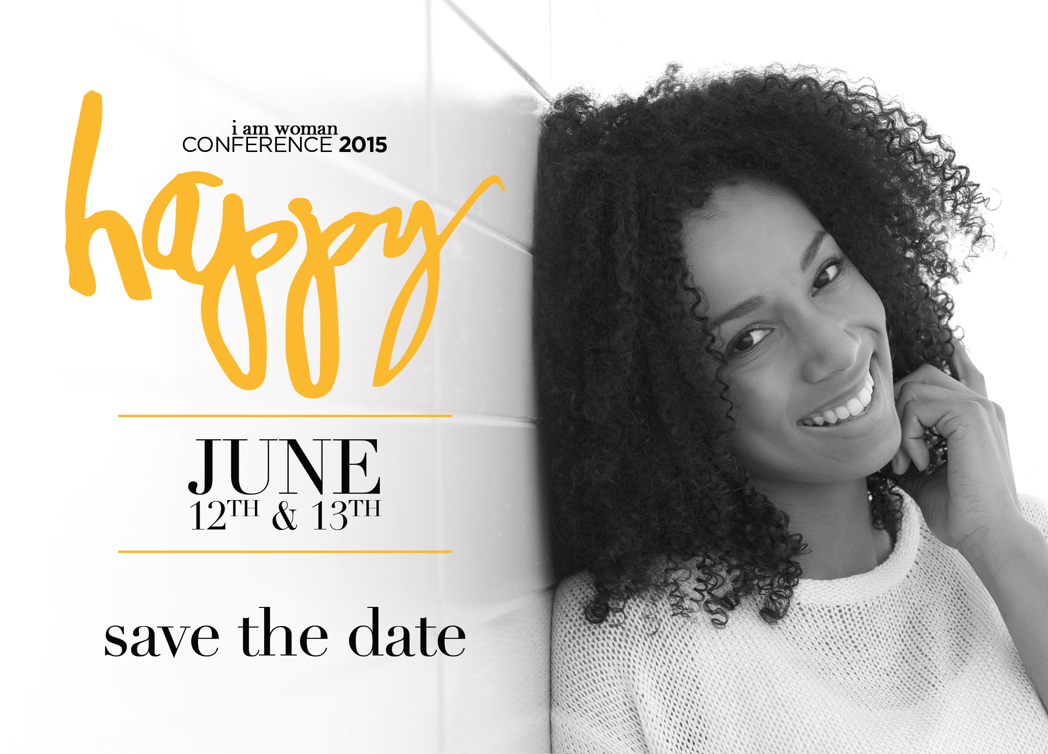HAPPY - Women's Conference