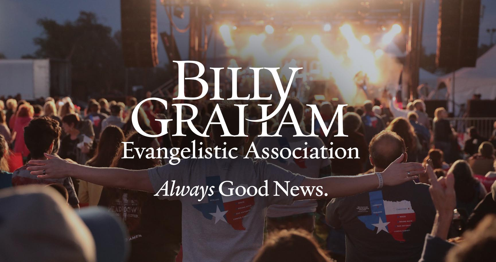 Billy Graham Shirt Design - BPATTS