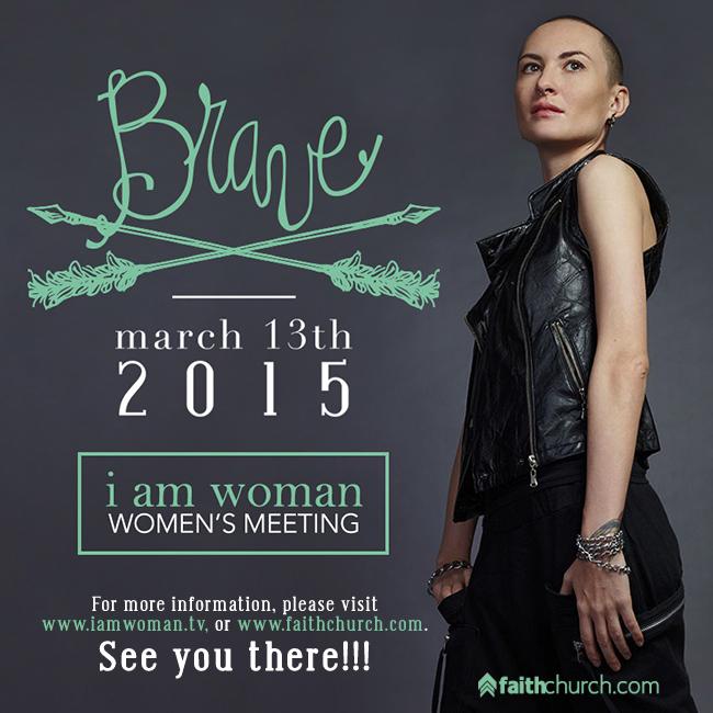 Brave - I Am Woman