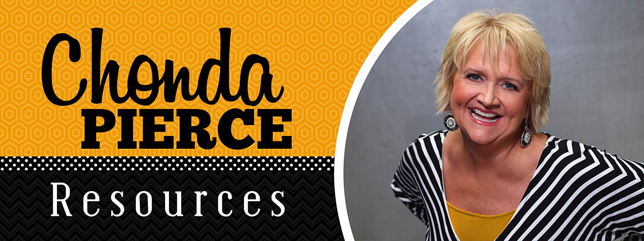 HAPPY - Chonda Pierce Resources