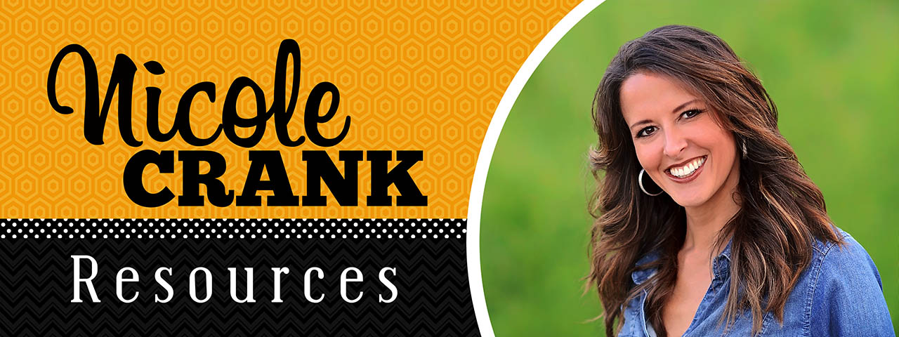 HAPPY - Nicole Crank Resources