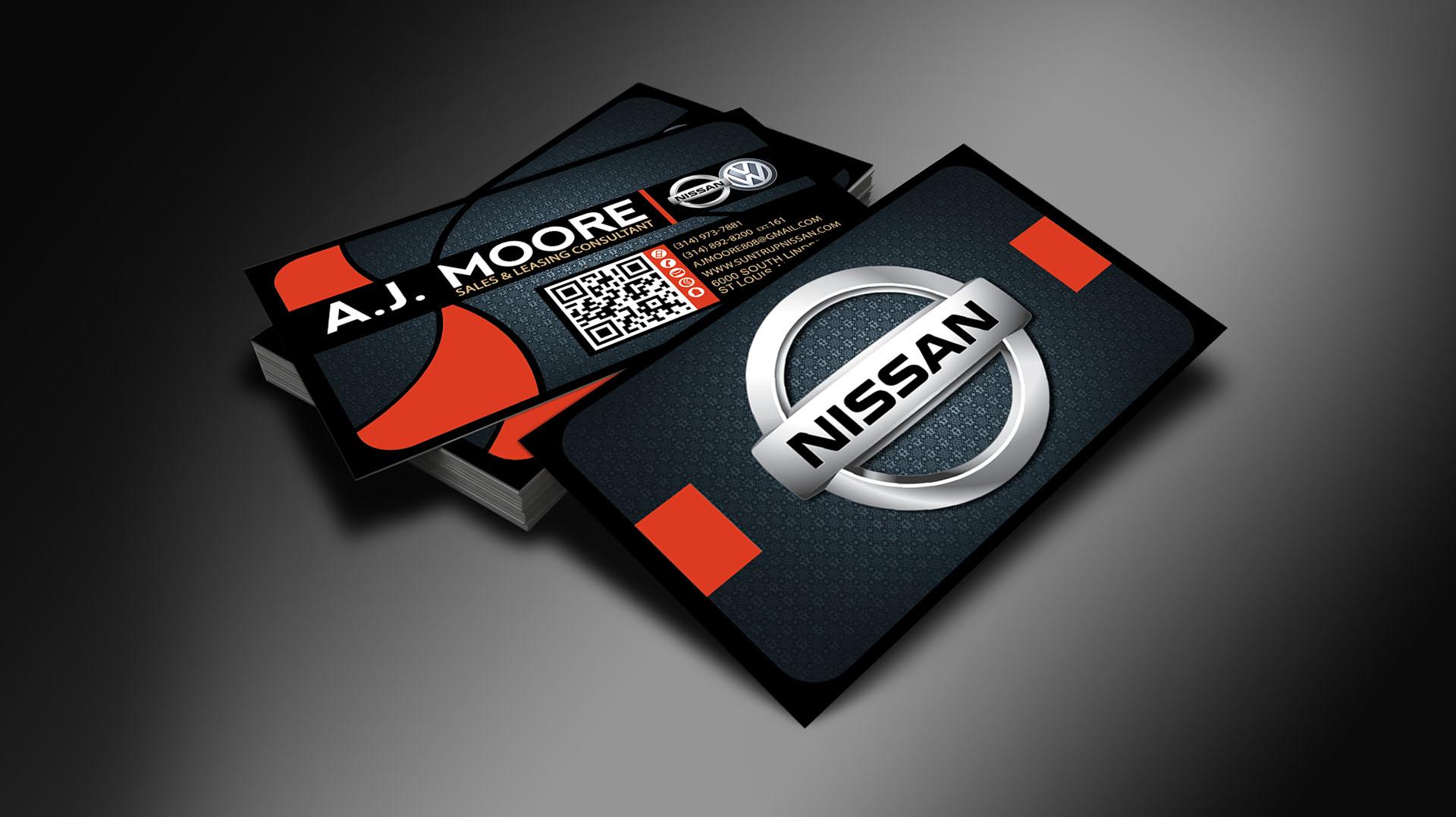 Business Card Samples BPATTS