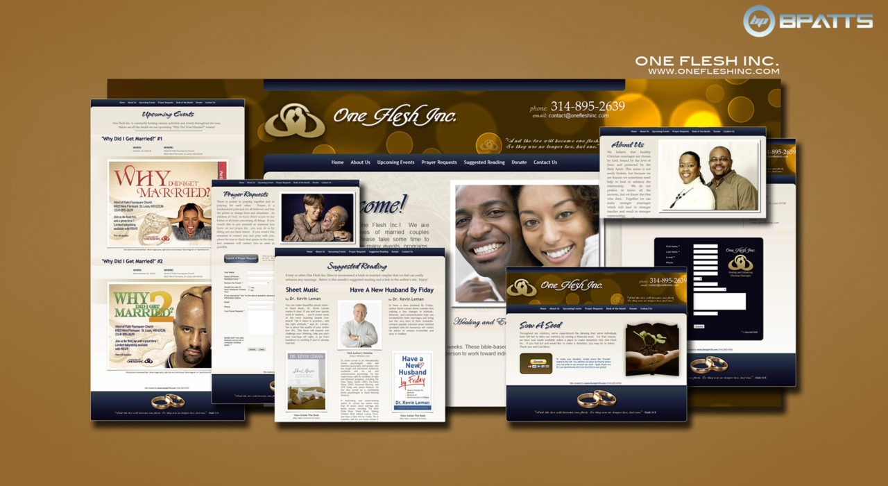 One Flesh Inc Ministries