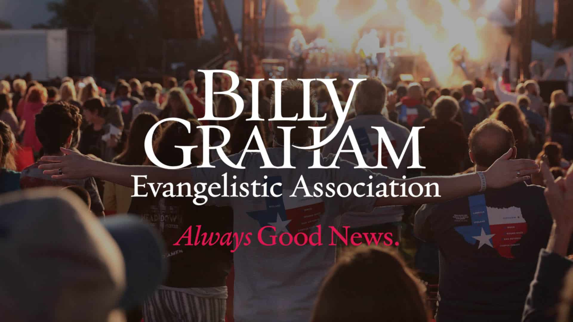 BPATTS - Billy Graham Design Work