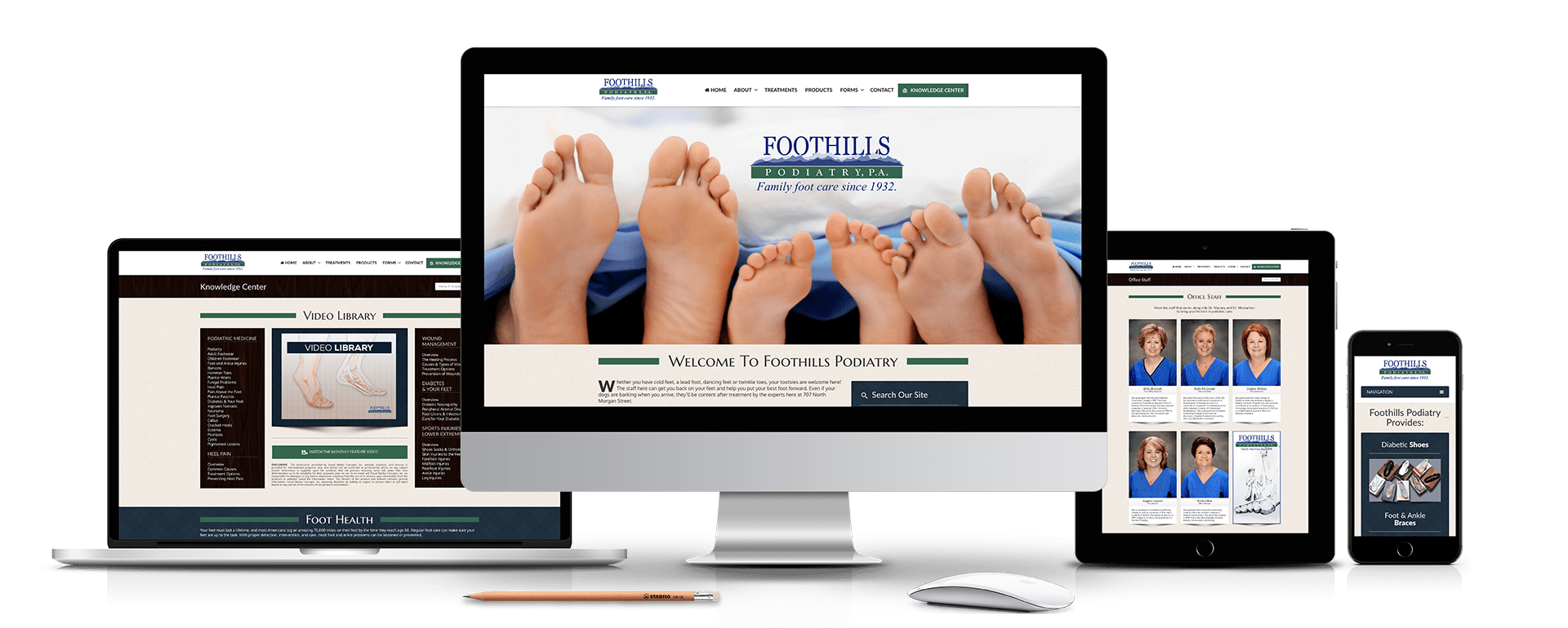 Foothills Podiatry