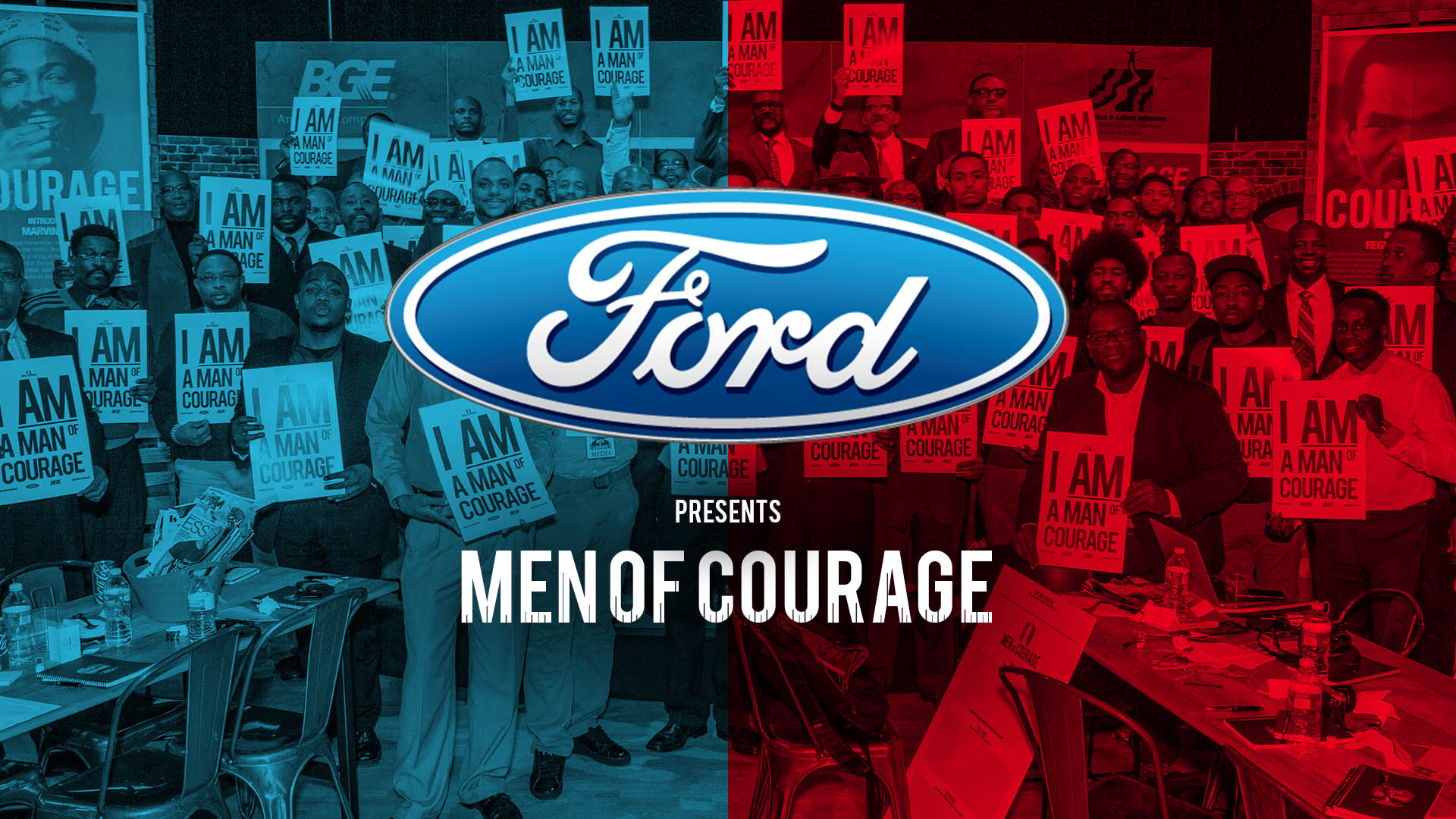 Ford Motors - Men of Courage